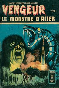 Cover Thumbnail for Vengeur (Arédit-Artima, 1972 series) #1