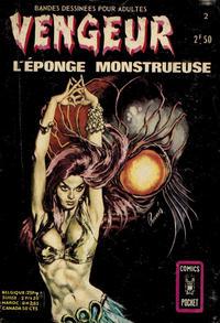 Cover Thumbnail for Vengeur (Arédit-Artima, 1972 series) #2