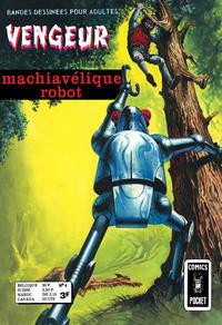 Cover Thumbnail for Vengeur (Arédit-Artima, 1972 series) #4