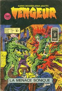 Cover Thumbnail for Vengeur (Arédit-Artima, 1972 series) #18