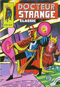 Cover Thumbnail for Docteur Strange Classic (Arédit-Artima, 1984 series) #1