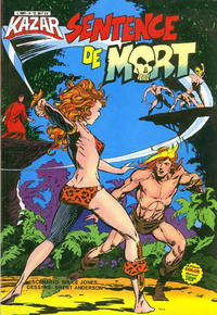 Cover Thumbnail for Ka-Zar (Arédit-Artima, 1982 series) #6