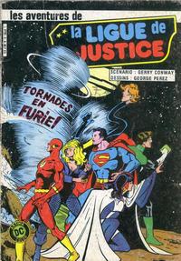 Cover Thumbnail for La Ligue de Justice (Arédit-Artima, 1982 series) #6