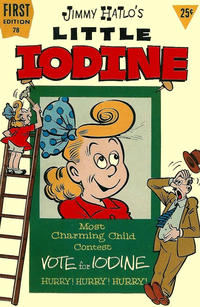 Cover Thumbnail for Jimmy Hatlo's Little Iodine (Dell, 1955 series) #78