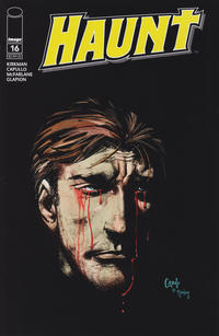 Cover Thumbnail for Haunt (Image, 2009 series) #16