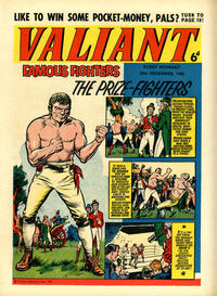 Cover Thumbnail for Valiant (IPC, 1962 series) #29 December 1962 [13]