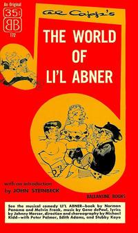 Cover Thumbnail for The World of Li'l Abner (Ballantine Books, 1952 series) #172