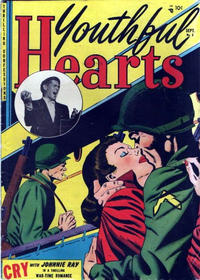 Cover Thumbnail for Youthful Hearts (Pix-Parade, 1952 series) #3