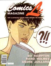 Cover Thumbnail for ComicsLit Magazine (NBM, 1995 series) #2