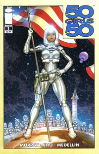 Cover Thumbnail for 50 Girls 50 (Image, 2011 series) #1