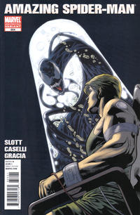 Cover Thumbnail for The Amazing Spider-Man (Marvel, 1999 series) #654 [2nd Print Variant]