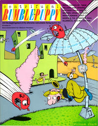 Cover Thumbnail for Centrifugal Bumble-Puppy (Fantagraphics, 1987 series) #6