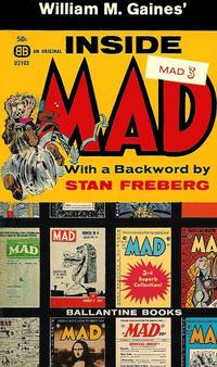 Cover Thumbnail for Inside Mad (Ballantine Books, 1955 series) #U2103