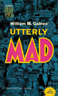 Cover Thumbnail for Utterly Mad (Ballantine Books, 1956 series) #4 (654)
