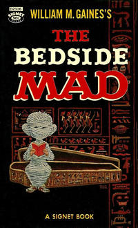 Cover Thumbnail for The Bedside Mad (New American Library, 1959 series) #D2316