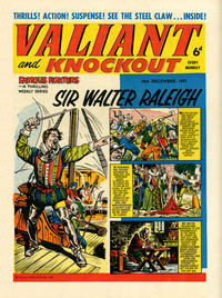 Cover Thumbnail for Valiant and Knockout (IPC, 1963 series) #14 December 1963