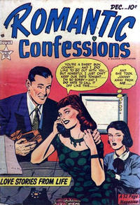Cover Thumbnail for Romantic Confessions (Hillman, 1949 series) #v1#3
