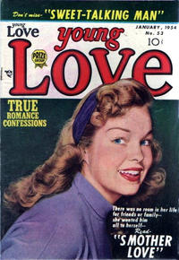 Cover Thumbnail for Young Love (Prize, 1949 series) #v5#11 (53)