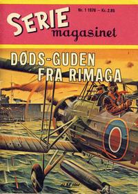 Cover Thumbnail for Seriemagasinet (Serieforlaget / Se-Bladene / Stabenfeldt, 1951 series) #1/1976