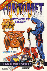 Cover Thumbnail for Fantomet (Semic, 1976 series) #19/1984
