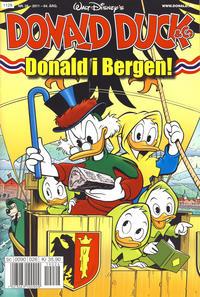 Cover Thumbnail for Donald Duck & Co (Hjemmet / Egmont, 1997 series) #26/2011
