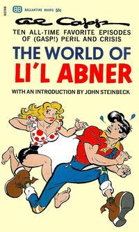 Cover Thumbnail for The World of Li'l Abner (Ballantine Books, 1952 series) #U2249
