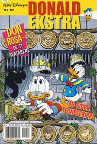 Cover Thumbnail for Donald ekstra (Hjemmet / Egmont, 2011 series) #3/2011