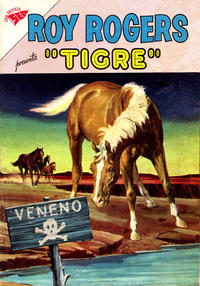 Cover Thumbnail for Roy Rogers (Editorial Novaro, 1952 series) #111