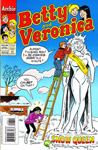 Cover Thumbnail for Betty and Veronica (Archie, 1987 series) #98
