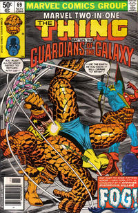 Cover Thumbnail for Marvel Two-in-One (Marvel, 1974 series) #69 [Newsstand]