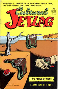 Cover Thumbnail for Cultural Jet Lag (Fantagraphics, 1991 series) #1