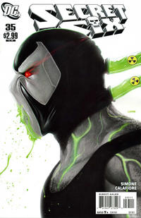 Cover Thumbnail for Secret Six (DC, 2008 series) #35