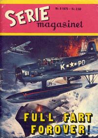Cover Thumbnail for Seriemagasinet (Serieforlaget / Se-Bladene / Stabenfeldt, 1951 series) #9/1975