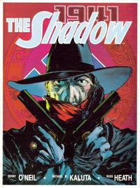 Cover Thumbnail for Feest Graphic Novel (Reiner-Feest-Verlag, 1990 series) #2 - The Shadow: 1941