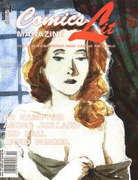 Cover Thumbnail for ComicsLit Magazine (NBM, 1995 series) #4