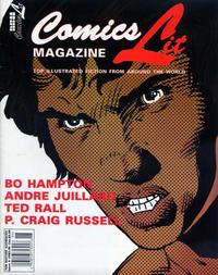 Cover Thumbnail for ComicsLit Magazine (NBM, 1995 series) #6