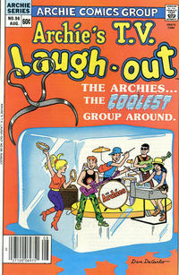 Cover Thumbnail for Archie's TV Laugh-Out (Archie, 1969 series) #96