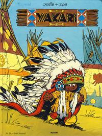 Cover Thumbnail for Yakari (Allers Forlag, 1975 series)