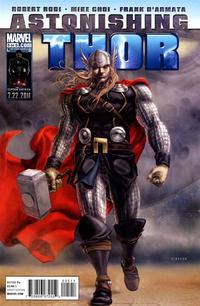 Cover Thumbnail for Astonishing Thor (Marvel, 2011 series) #5