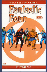 Cover Thumbnail for Fantastic Four : L'intégrale (Panini France, 2003 series) #1965