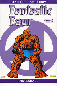 Cover Thumbnail for Fantastic Four : L'intégrale (Panini France, 2003 series) #1966