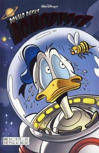 Cover Thumbnail for Donald Duck Tema pocket; Walt Disney's Tema pocket (Hjemmet / Egmont, 1997 series) #[29] - Donald Ducks romodyssé