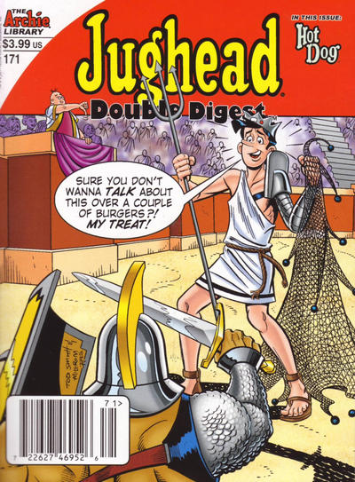 Cover for Jughead's Double Digest (Archie, 1989 series) #171