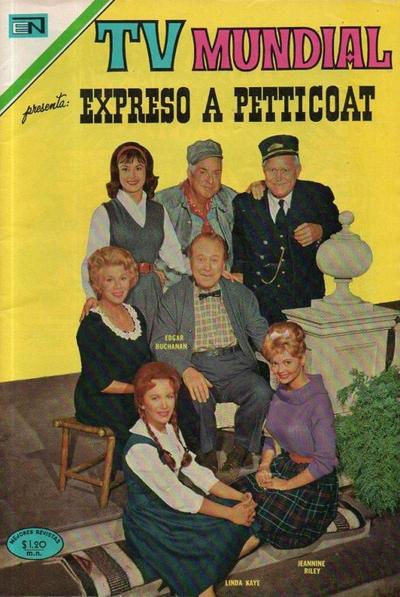 Cover for TV Mundial (Editorial Novaro, 1962 series) #177