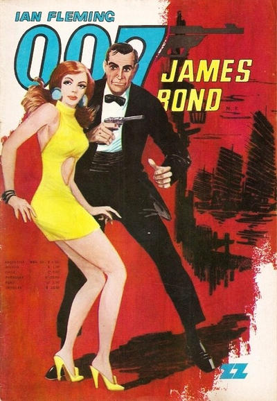 Cover for 007 James Bond (Zig-Zag, 1968 series) #31