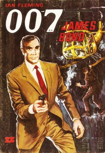 Cover for 007 James Bond (Zig-Zag, 1968 series) #36