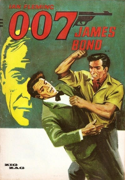 Cover for 007 James Bond (Zig-Zag, 1968 series) #17