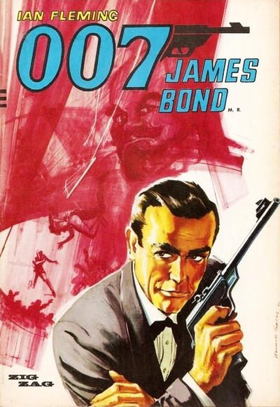 Cover for 007 James Bond (Zig-Zag, 1968 series) #9