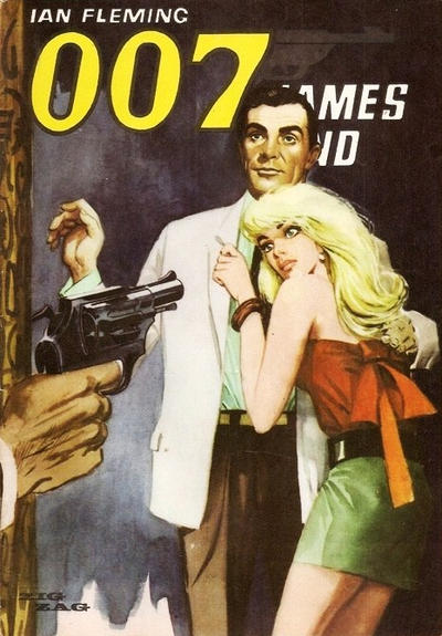 Cover for 007 James Bond (Zig-Zag, 1968 series) #12