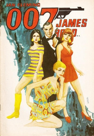 Cover for 007 James Bond (Zig-Zag, 1968 series) #25